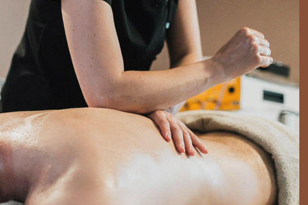 Massaggio thai decontratturante