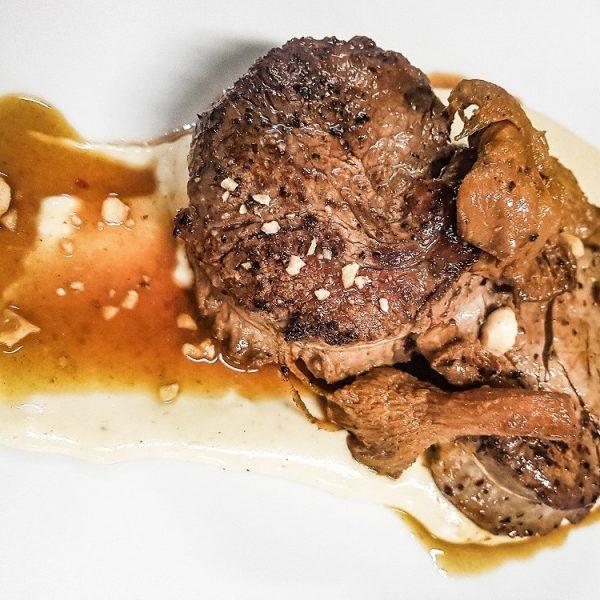 menu fassone filetto alla nocciola ristorante fondobrugarolo